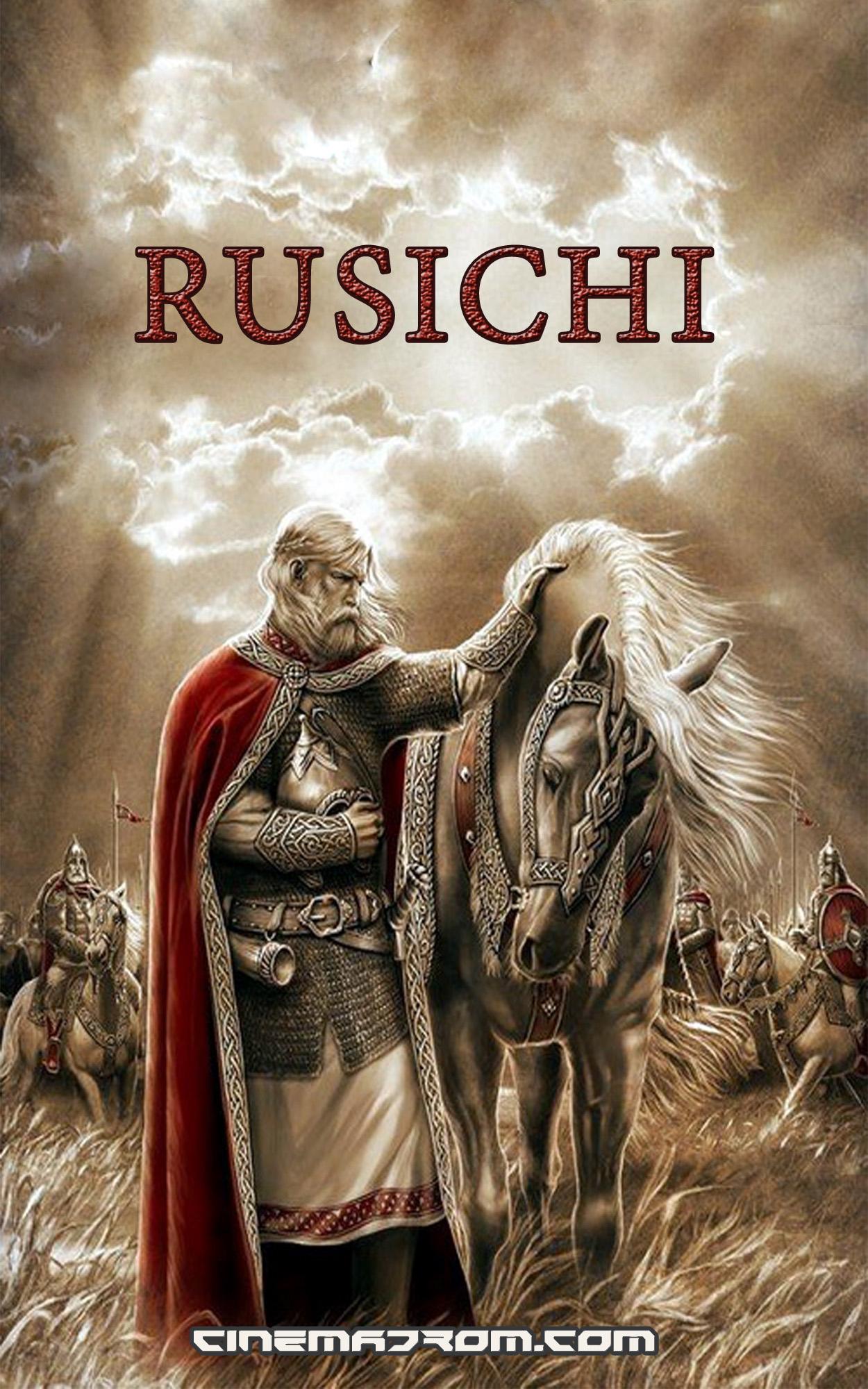 Постер РУСЬ-1EN