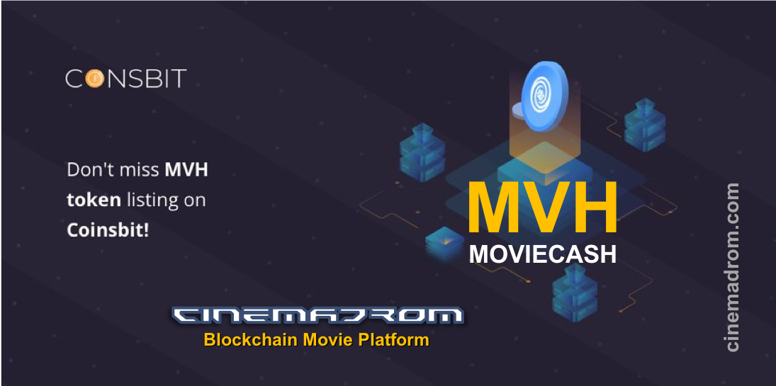 🔥 MVH token listing on Coinsbit! 🔥